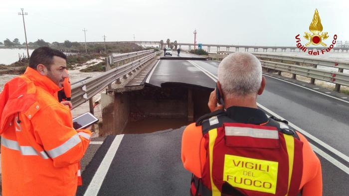 Maltempo, trovata morta la donna dispersa in Sardegna
