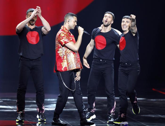 Musica, all'Eurovision vince l'Olanda, l'Italia è seconda con Mahmood