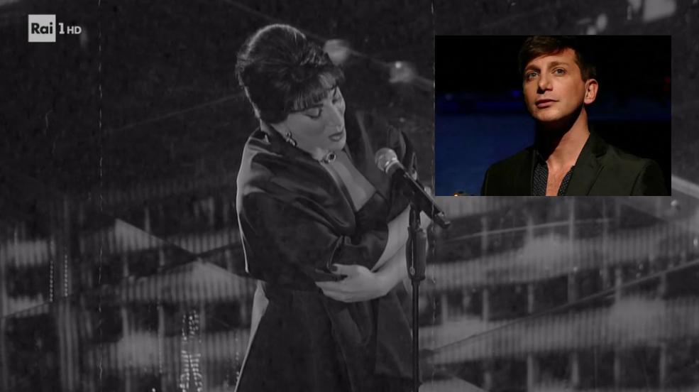 Il Siracusano Adonà diventa la Callas a 'Tale e quale':  arriva secondo