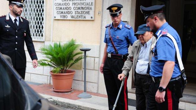 Vibo Valentia, arrestato il vecchio boss di Limbadi per estorsione
