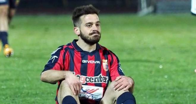 Il Siracusa ingaggia il centrocampista Mangiacasale: lo scorso anno era al Melfi
