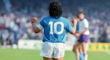 E Diego rispose alla convocazione del Maestro che amava il calcio spettacolo