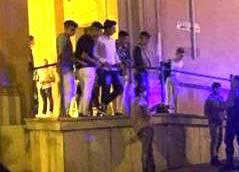 Spari in un pub a Marsala per consumare gratis: due arresti