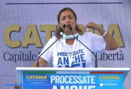 Maraventano (Lega) a Catania: frase infelice sulla mafia e si scatena la bufera