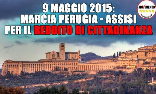 M5S: sul blog di Grillo, domani la marcia per il reddito di cittadinanza