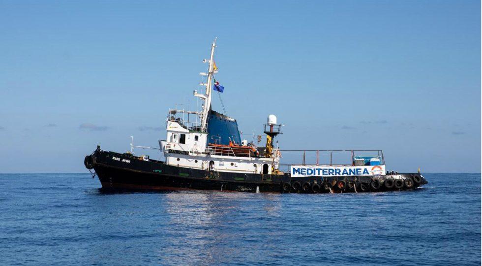 Il Viminale assegna Pozzallo per lo sbarco dei 25 migranti della Mare Jonio