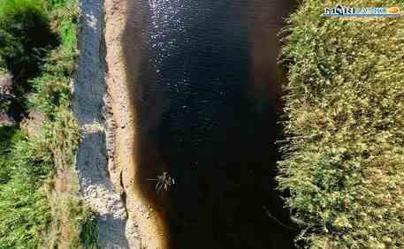 Mareamico, sversamenti oleari in un fiume nell'Agrigentino