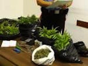 Bloccato con tre chili di marijuana: arrestato un presunto corriere a Licata
