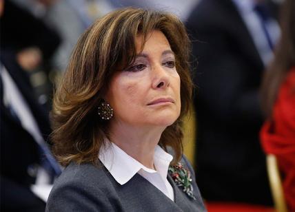 Presidente Senato rende omaggio vittime di via D'Amelio e Capaci