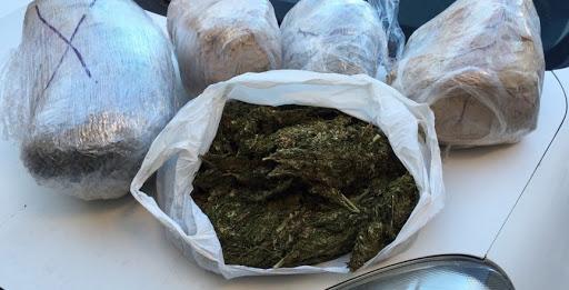 La Finanza sequestra a Catania 37 chili di marijuana in 2 operazioni