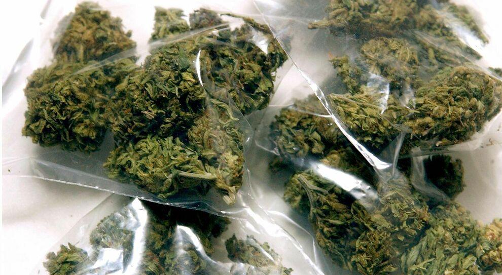 Lentini, 350 grammi di 'fumo' in camera da letto: denunciato