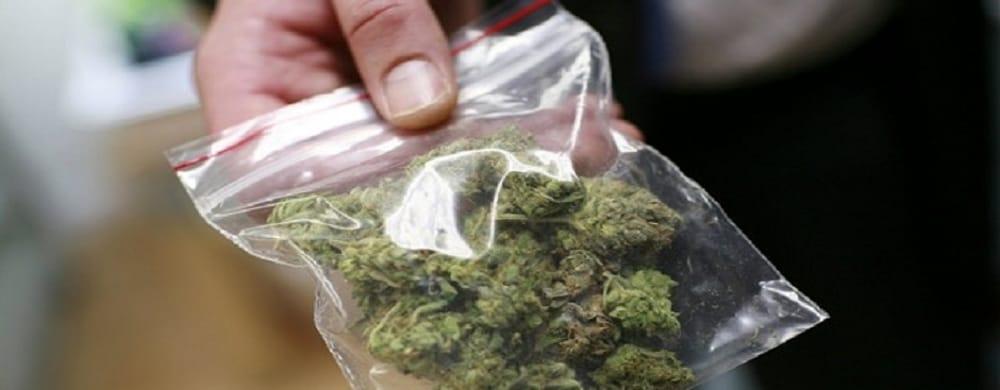 Pachino, denunciato in libertà per spaccio di marijuana