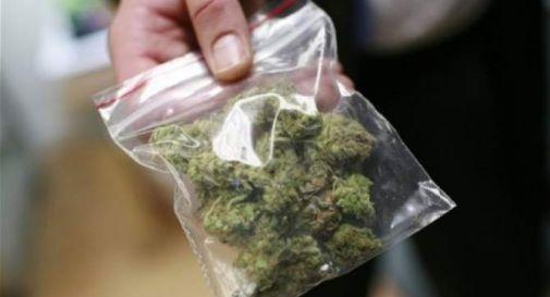 Droga, vende marijuana a un minorenne: arrestato a Mazara