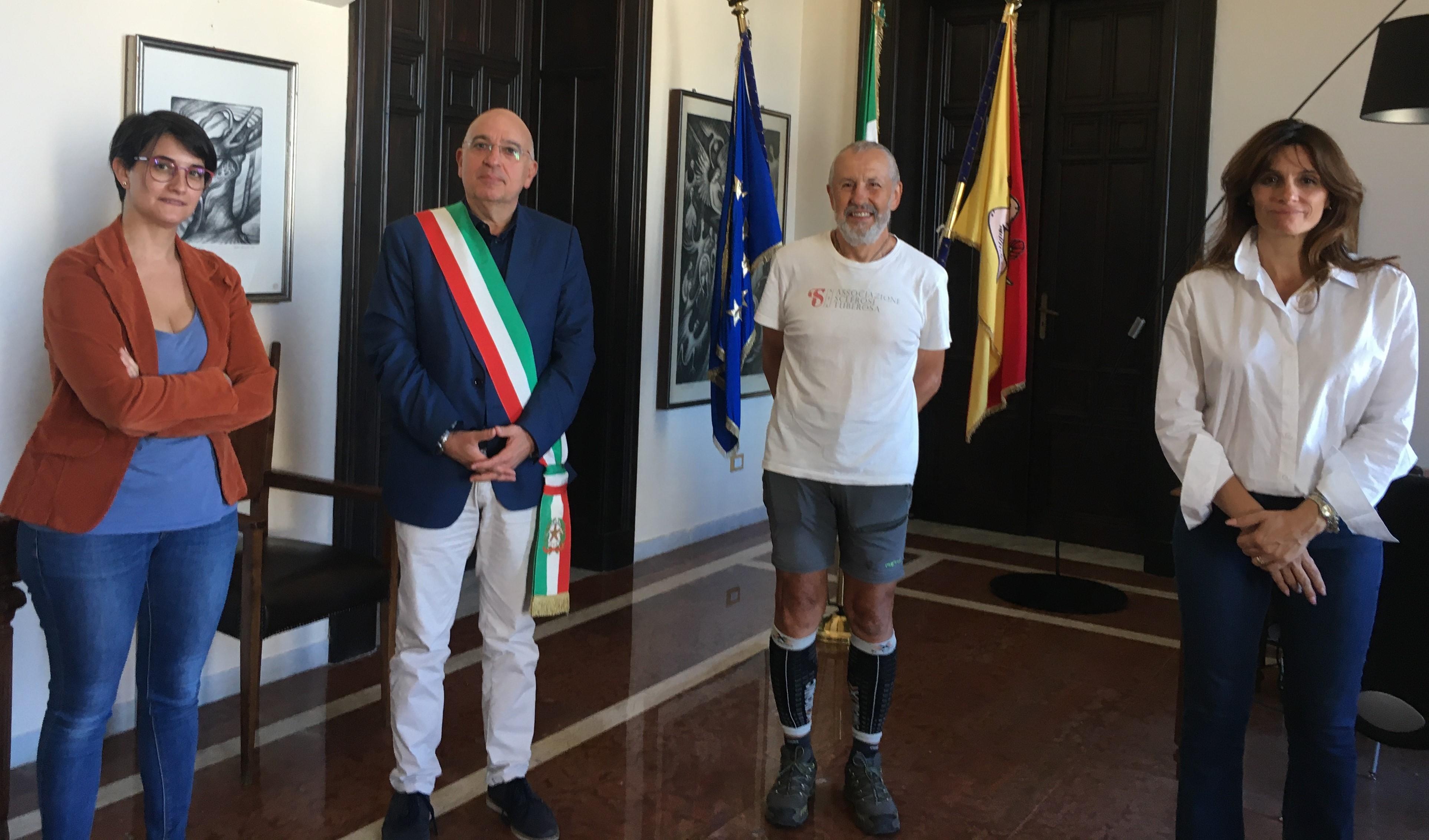 Malattie rare, da Udine a Ispica per la lotta alla sclerosi tuberosa