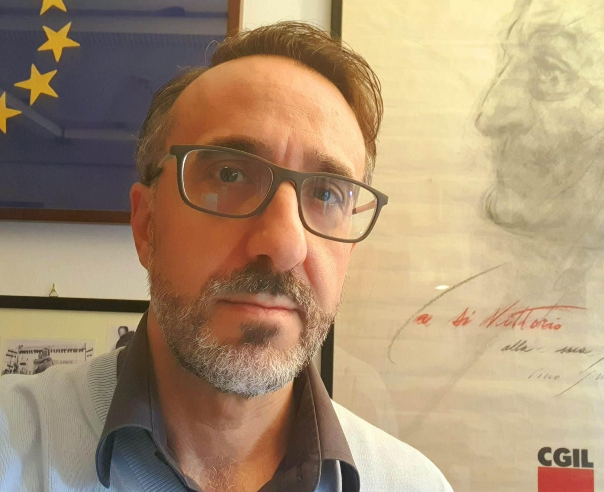 Mario Ridulfo è il nuovo segretario della Cgil di Palermo