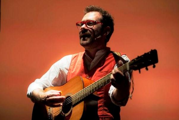 """Modica, Mario Incudine apre la stagione teatrale della """"Fondazione Garibaldi"""""""