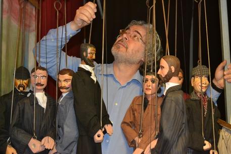 Mafia: Premio Lia Pipitone al marionettista Angelo Sicilia