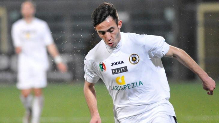 Il Trapani acquista a titolo definitivo l'attaccante Manuel Marras
