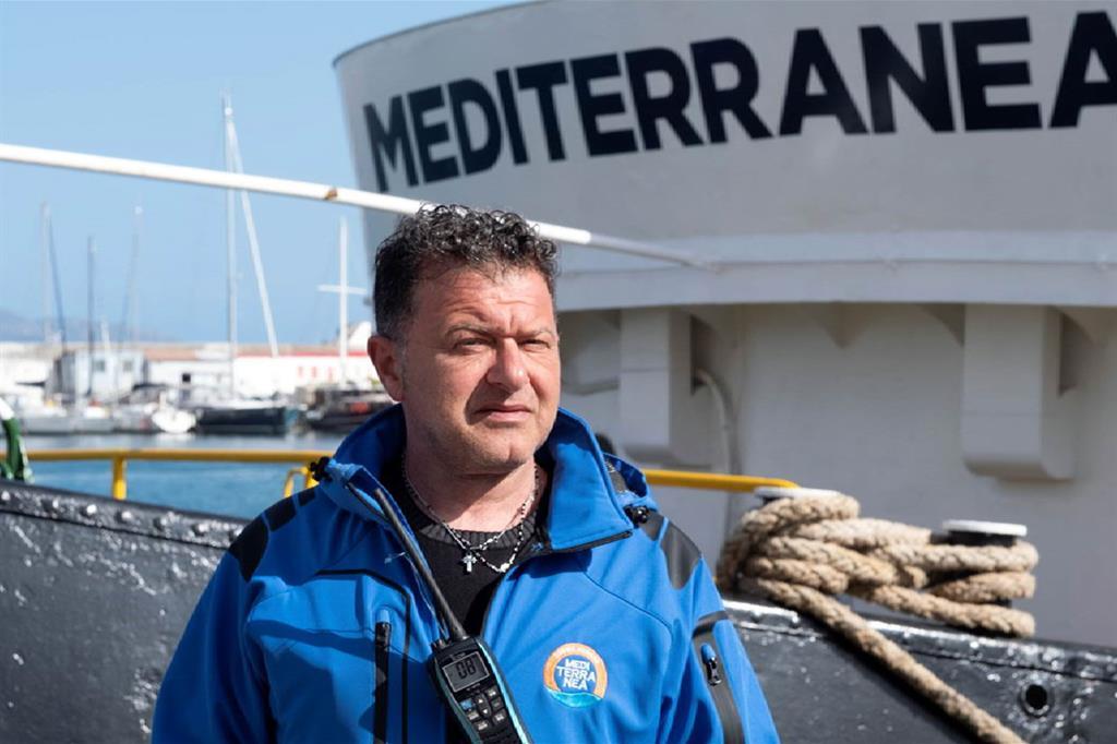 Lampedusa, interrogatorio fiume per il comandante della Mar Jonio