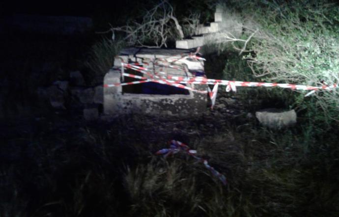 Donna cade in un pozzo di 15 metri, salvata dai pompieri a Marsala