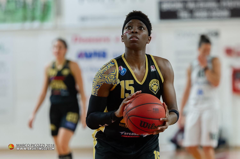 Basket, primo ingaggio stagionale per il Ragusa: arriva la guardia Tyaunna Marshall