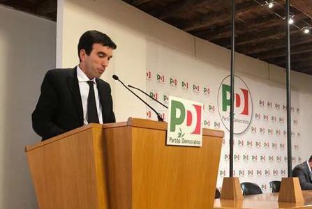 Pd, Martina in direzione: Lega e M5s governino: noi all'opposizione