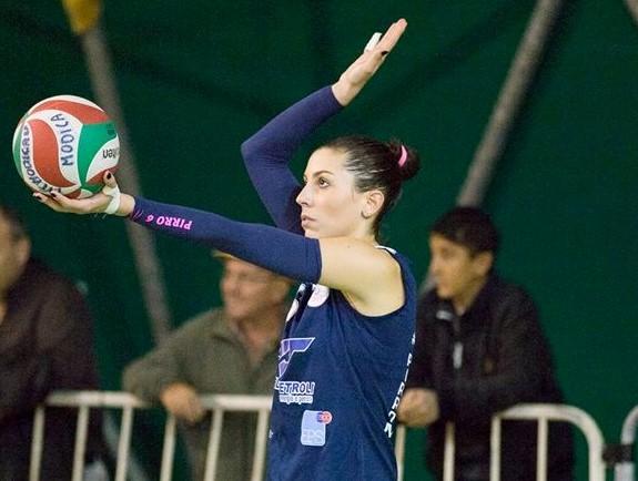 Volley, B1 donne: la Pvt Modica riconferma la centrale Martina Pirrone