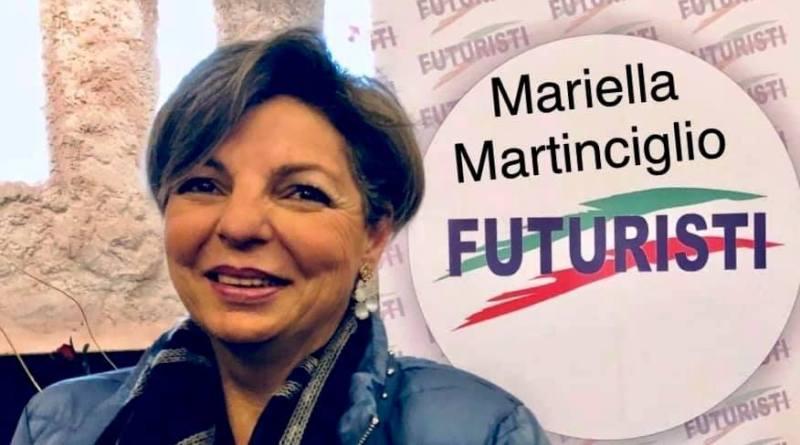 Martinciglio candidata a sindaca di Mazara del Vallo