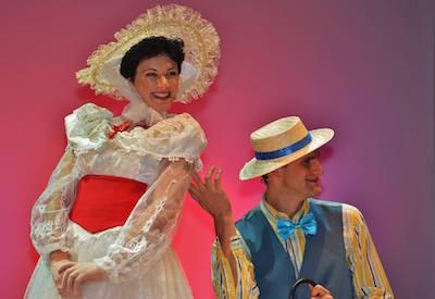 Teatro: il musical Mary Poppins al Teatro Garibaldi di Modica
