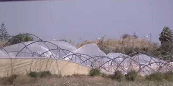 Agricoltura e pesca, disastri a Pachino e Portopalo dopo il maltempo