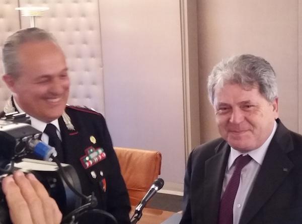 Formazione, protocollo d'intesa a Palermo  tra assessorato e carabinieri