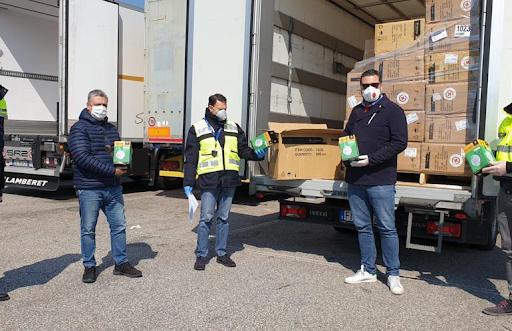 Roma, sdoganate 7 milioni di mascherine: 3 milioni destinate alla Sicilia