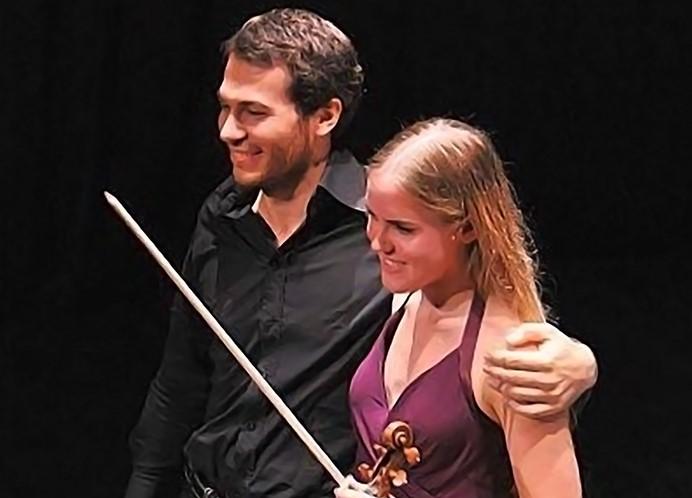 Concerto a Floridia di Diatchenko e Massimo Spada