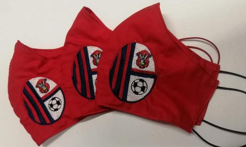 Iniziative al tempo del Covid: disponibile la mascherina del Modica Calcio