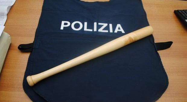 Massacra di botte il cognato con una mazza, arresto a Catania