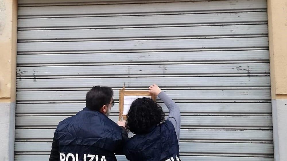Sequestrato Centro massaggi a 'luci rosse' a Palermo: denunciata cinese