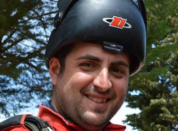 Si schianta con il paracadute, morto  l'imprenditore di Caltagirone Massarotti
