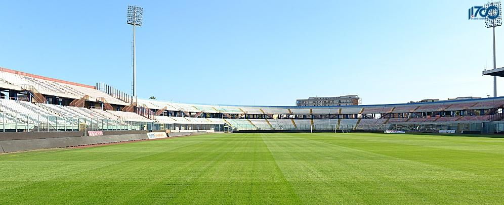 Il Catania torna a giocare al 'Massimino': domenica i rossazzurri ospitano il Foggia