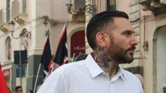 Elezioni, il dirigente di Forza Nuova pestato a sangue a Palermo