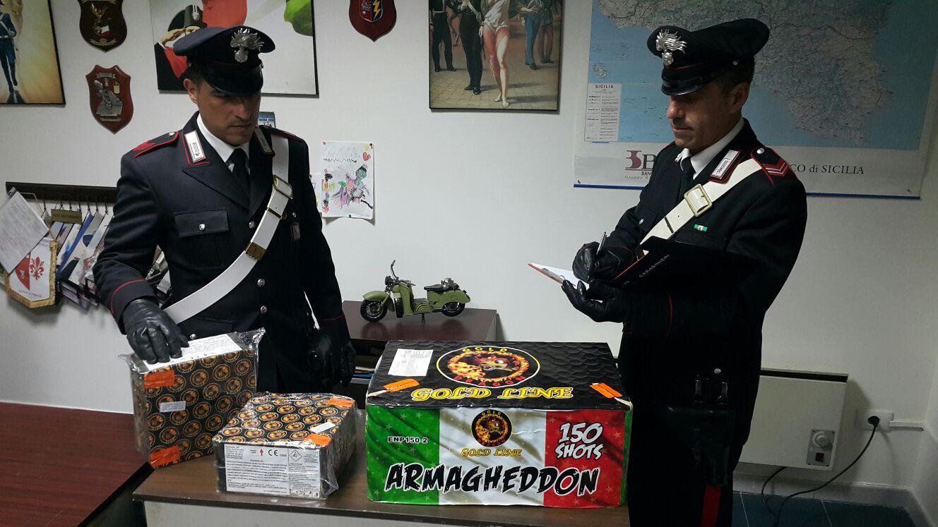 Botti illegali di Capodanno, nuovo sequestro a Taranto