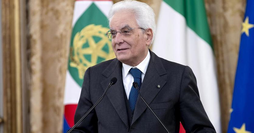 Mattarella, il 2019 sia l'anno dei diritti e dei doveri