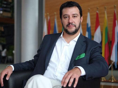 Centrodestra, Salvini:
