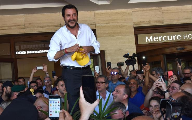 I sindacati scrivono a Salvini: preoccupati per il dissesto al Comune di Catania