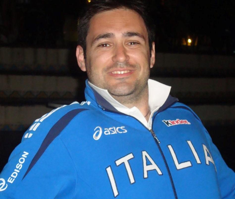 Volley, il siracusano Maurizio Garozzo nello staff della Nazionale femminile