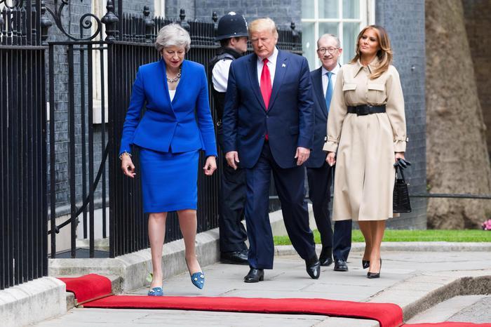 Alleanza speciale tra May e Trump: accordo di massima per il dopo Brexit
