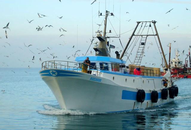 Due pescherecci di Mazara del Vallo sequestrati dalla marina militare egiziana