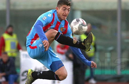 Il Catania fermato in casa dall'Andria (0-0): Rigoli è a rischio