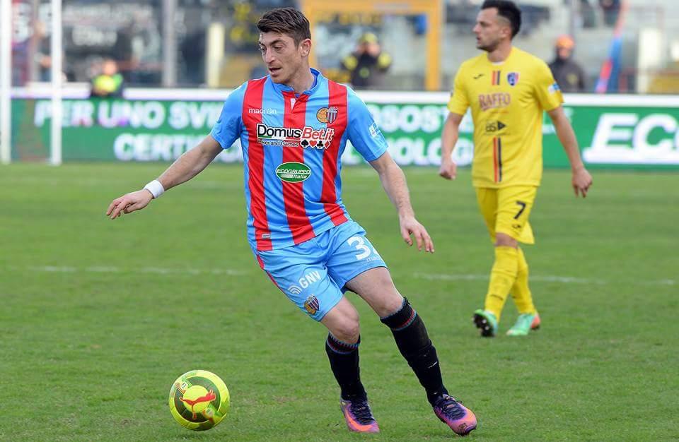 Coppa Italia, il Catania travolge l'Akragas: 6 - 0 e supera il turno