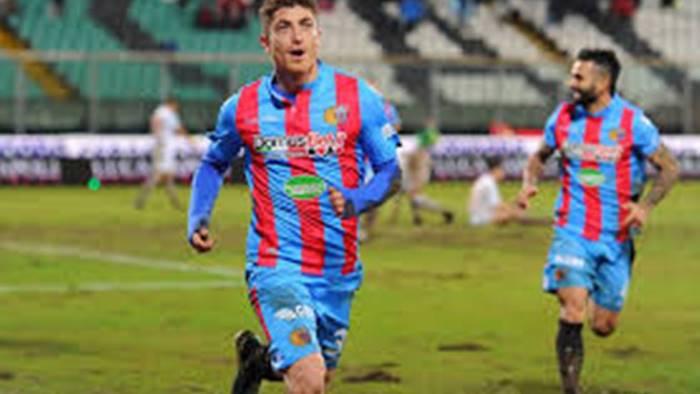 Il Catania cancella la striscia negativa: vince con un rigore contro la Cavese