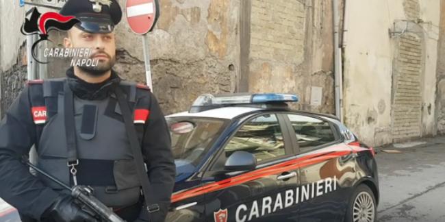 Sei arresti per estorsione a Napoli: colpito il clan Mazzarella